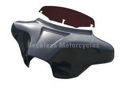 Harley FLD Dyna Switchback Batwing Fairing 2 x Speaker 6 x 9 Detachable