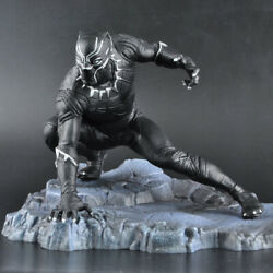 Marvel Select Gallery: Black Panther PVC Figure Statue Figurine new loose Gift