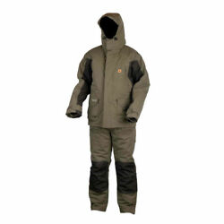 Prologic Thermo Winter Waterproof Fishing Suit Includes Jacket And Bib And Brace