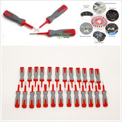 Universal 25Pcs Car Electrical Terminal Wiring Crimp Connector Pin Remover Tools