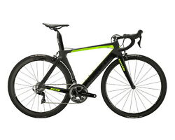 Cervelo S5 Dura Ace 9100 Road Bike 2018 - BlackFluoro [Size: 48 51 54]