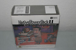 New Seal Box Waves Native Power Pack Ii Plug-in Bundle Free Shipping