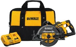 Dewalt Circular Saw Cordless Brushless Worm Drive Style Battery Charger Bag
