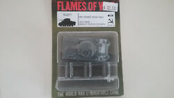 1100 ( 15mm ) scale  Flames of War  WWII Soviet M4 ( M4A2 Sherman )