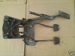 1994 1998 dodge ram pedal assembly pedals 94 98 5 speed clutch brake gas