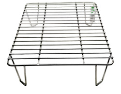 GMG Davy Crockett Upper Rack Great Size for the Daniel Boone BBQ Grill GMG 6016