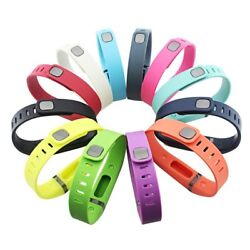 Fitbit Flex Wireless Activity +1 New Sleep Wristband Small Black Pink Blue Green