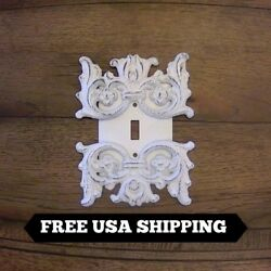 Light Switch Cover  Light Switch plate  Shabby Chic  Switch Cover Farmhouse