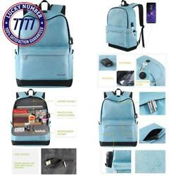 Bookbags For Women Middle High School Backpack For BoysGirls Travel Water Res