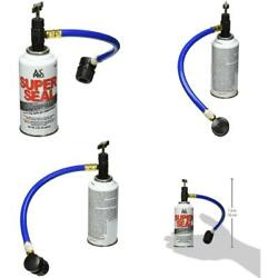 Interdynamics AC Pro Mrl-3 R-134A Super Seal Air Conditioning Stop Leak Kit - 3