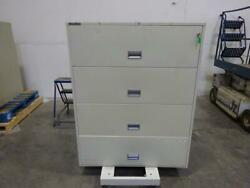 Schwab Lateral Fire Proof Filing Cabinet