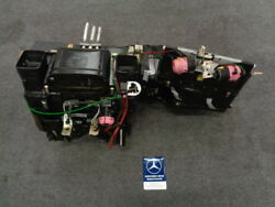 380SEL 420SEL 560SEL W126 MERCEDES-BENZ OEM CLIMATE CONTROL AIR BOX SUITCASE