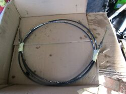 Johnson Evinrude Remote Control  cable 9 to 10 ft 1970-1978 0377369