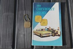 Vintage 1960s original GM CHEVROLET dealer promo auto part rare
