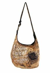 Harry Potter Purse Marauders Map I Solemnly Swear Bag Hobo Tote New