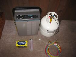 Carrier TotalSave Refrigerant Recovery Reclaim System Totaline