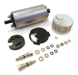 Electric Fuel Pump Kit Fits Mercury 2000-2002 Jet 210 And 240 Hp Outboard Engine