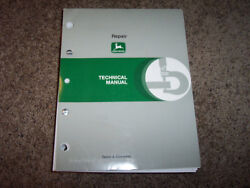 John Deere Lx280 Lawn Tractor Technical Manual And Parts Catalog Tm2046 And Pc9329