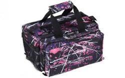 Bulldog Cases Deluxe Range Bag Muddy Girl Camo Finish Nylon BD910MDG
