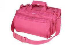 Bulldog Cases Deluxe Range Bag Pink Finish BD910P