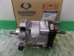 Genuine Ssangyong Stavic Mpv A100 Series 2.7 L Td Injection Fuel Pump Assy