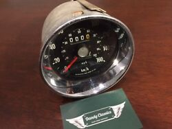Speedometer Smiths Sn 5344/01a 600 Rootes Hillman Humber Sunbeam Km/h