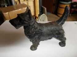 Scottish Terrier Dog Doorstop