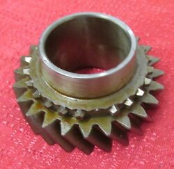 Transmission Gear 8961417 Delco - Gm 3 Speed 2nd Gear 1971 72 Vega Opel Nos