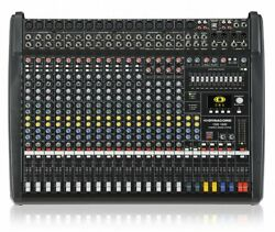 Dynacord Cms 1600-3 16-channel Compact Mixing System Exclusive Seller