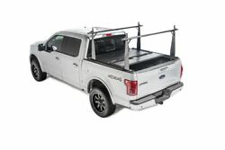 Bakflip Cs Truck Bed Cover W-rack For 07-18 Toyota Tundra 5ft6in W/deck Rail Sys
