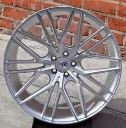 """22"""" RF13 STAGGERED WHEELS RIMS FOR MERCEDES S CLASS W221 W222 S550 2007 -PRESENT"""