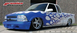 Mcgaughy's Chevy S10 Gmc Sonoma Drop 2/4 Lowering Kit 2wd Ext Cab Lower 93111