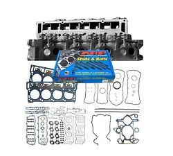 Enginetech 6.0L 18mm* Complete Head Set With ARP Head Bolts & Upper HEad Set
