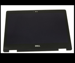 Lcd Led Screen Touch Digitizer Assembly For Dell Inspiron 13 7368 Nt133whm-a10