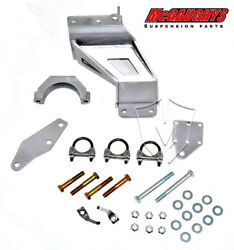Mcgaughy's Dual Steering Stabilizer Mount 2013 - 2018 Ram 2500 3500 54328