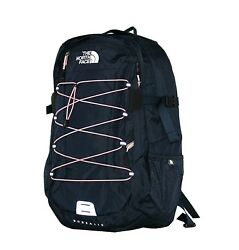 The North Face Women Classic Borealis Backpack Student School Bag (Urban navy...