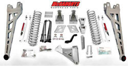 Mcgaughyand039s 6 Phase 2 Lift Kit For 2011 - 2016 4wd Ford F-250 With Shocks 57262