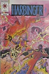 *Harbinger #0-30, Unity #0-1, and Secret Weapons #1-5 (38 books)