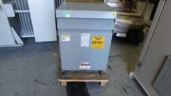 Sunbelt Transformer 75 Kva Dry-type Transformer 208d 208y/120