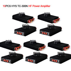 HYS TC-300 HF High Power Amplifier For Handheld Ham CB Radio with a Mini Fan