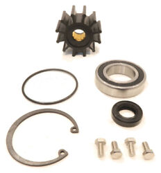New Water Pump Rebuild Kit For Johnson 09-5000 3.0 4.3 5.0 5.7 7.4 And 8.1 Hp
