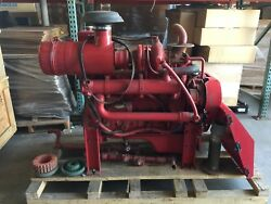 Cummins 6BTA5.9 F1 Fire Pump Engine Four-Stroke, 6-Cylinder Diesel Engine