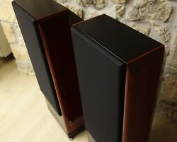 CASTA ACOUSTICS MODEL B DIVA reference pair new 98db Horn speakers