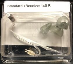 New Phonak Hearing Aid Speaker. Size 1 Standard Receiver Right Ear.