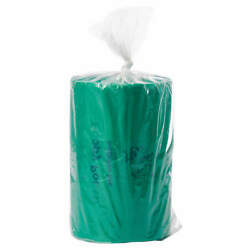 POOPY POUCH HDPE Pet Waste Bags.75gal14 micronPK2400 SD-6-400 Green