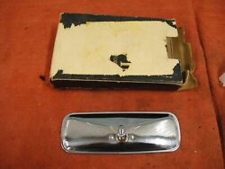 1958-60 Corvette Inside Rearview Mirror Real Good Used