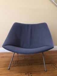 Mid Century Oyster Chair By Pierre Paulin For Artifort 1950s Netherlands.andnbsp