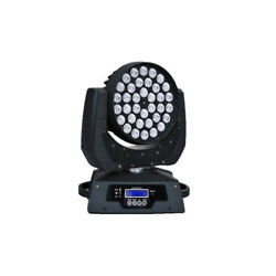 360W RGBW Zoom Moving Head Light DMX 36 x10W LED Stage Party Disco Show Wedding