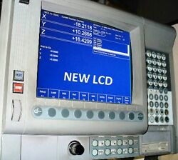 Lcd Monitor Upgrade For 14-inch Selti Crt Sl8000 / Sl8500/ Sl8600 With Cable Kit