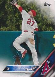 2016 Topps Baseball Series 1 And 2 270-539 Complete Your Set You Choose